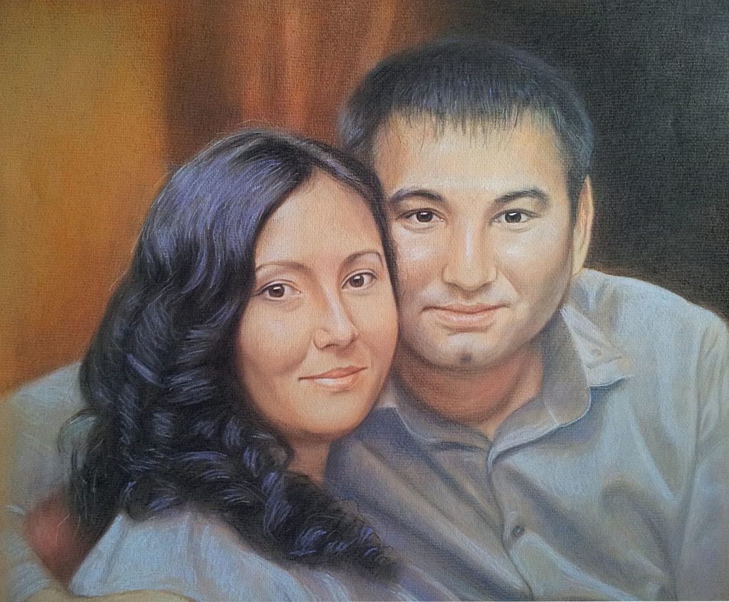 Заказать семейный портрет